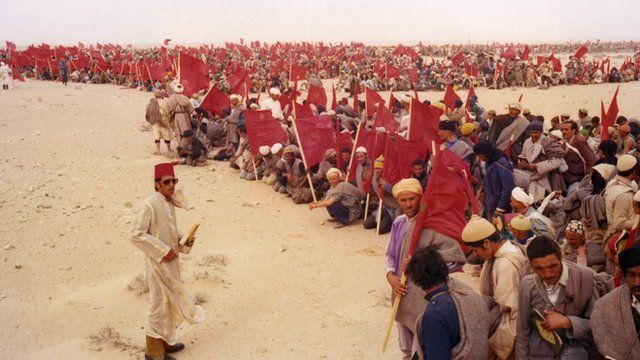 Green March and Facts about Western Sahara