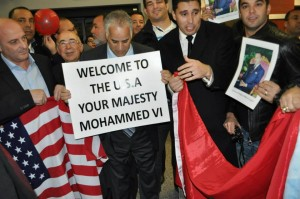 Moroccan Americans welcome King Mohammed Vi in Washington