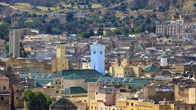 Morocco's Fez, world's sixth most romantic city