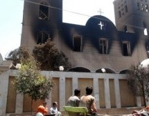 Two police officers injured in Egypt church attack