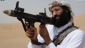 US-Yemeni citizen Anwar al-Awlaki, who was killed in a CIA drone strike on September 30, 2011. Source- AFP