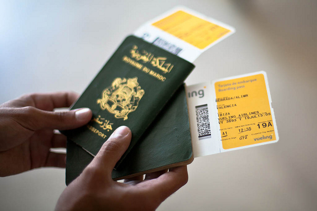 Moroccan Passport 74th Strongest in the World