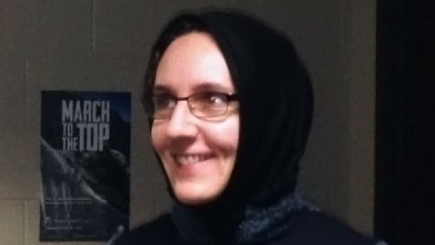 Canadian professors wear Hijab in protest against law targeting Muslims