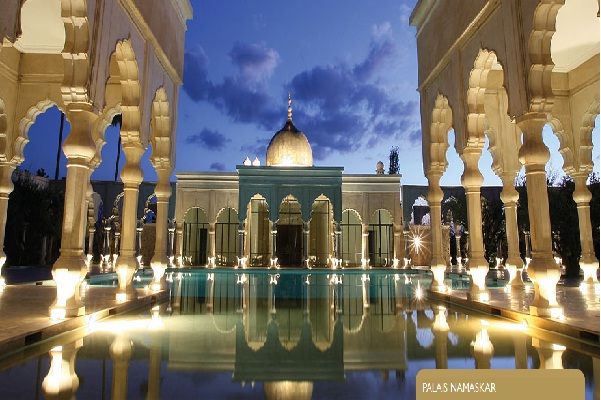 Moroccan Hotel Awarded The World S Best New Luxury