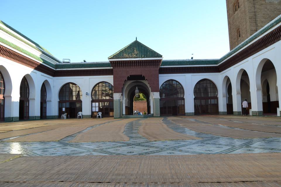 Moulay Youssef Mosque in Rabat