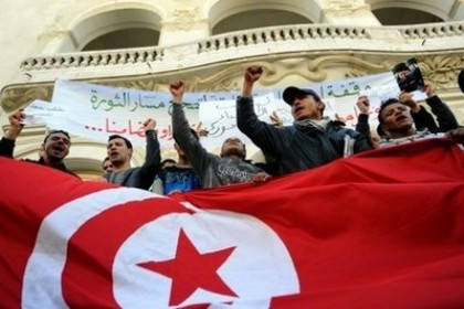 Arab Spring Legacy in Tatters, Hopes Pinned on Tunisia