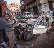 Egypt's Brotherhood condemns Mansoura blast