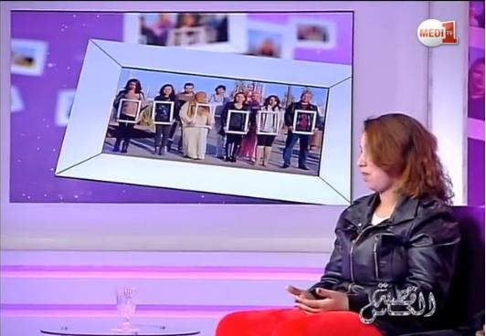 A Moroccan Prostitute shares her Experience on TV