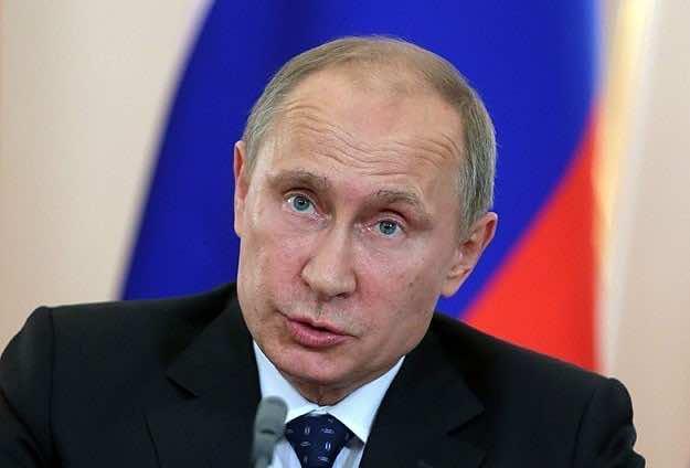 Russia's Vladimir Putin Dismisses Sergei Ivanov