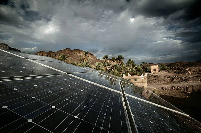Third International Solar Energy Exhibition Kicks Off in Marrakech