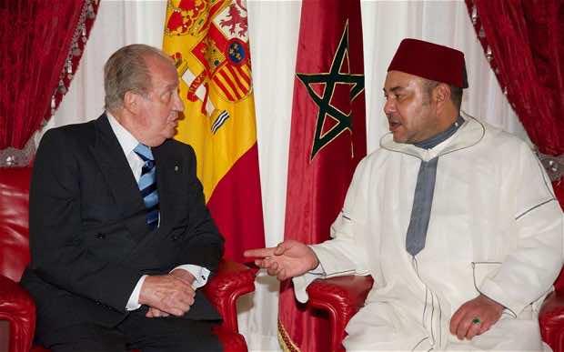 Spain-Morocco