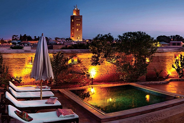 Marrakech Selected World's Seventh Most Romantic City