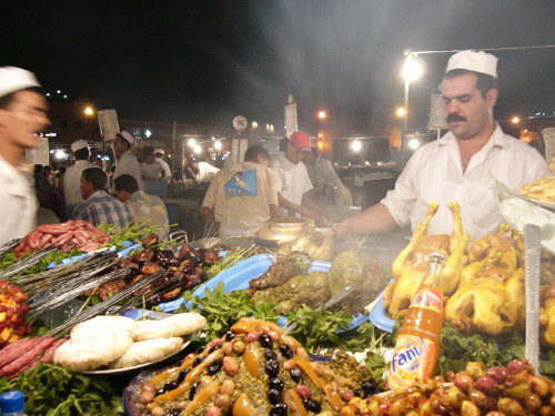 Marrakech Among 30 Best Street Food Cities in the World