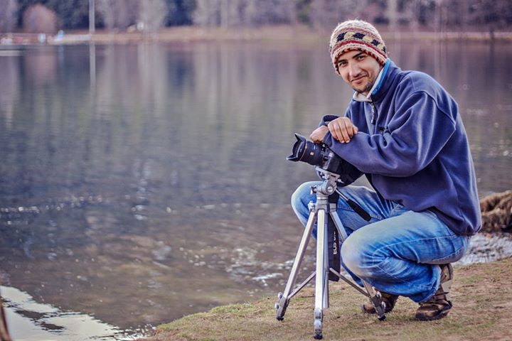 Abderrahmane Ouali Alami, a 29-year-old Moroccan photographer