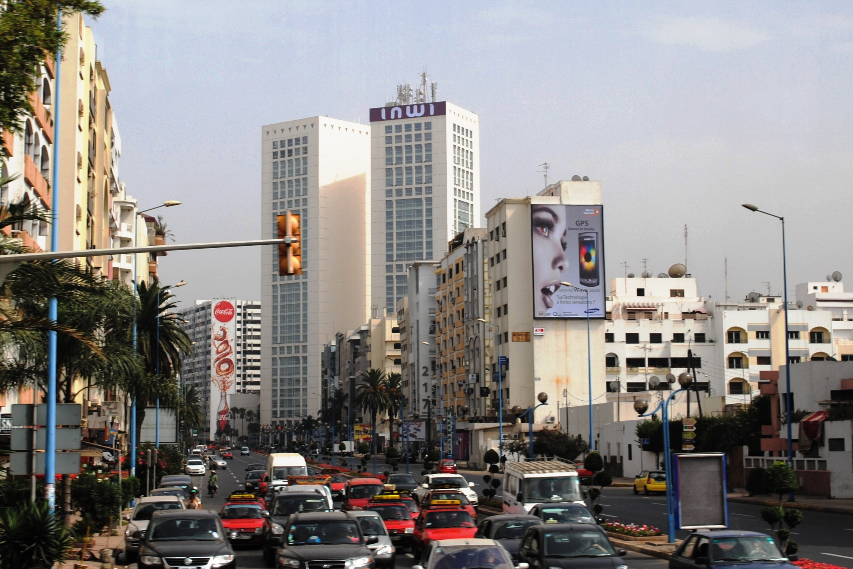 Casablanca, business in Morocco