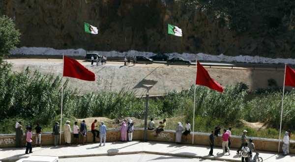 Moroccan Algerian Borders
