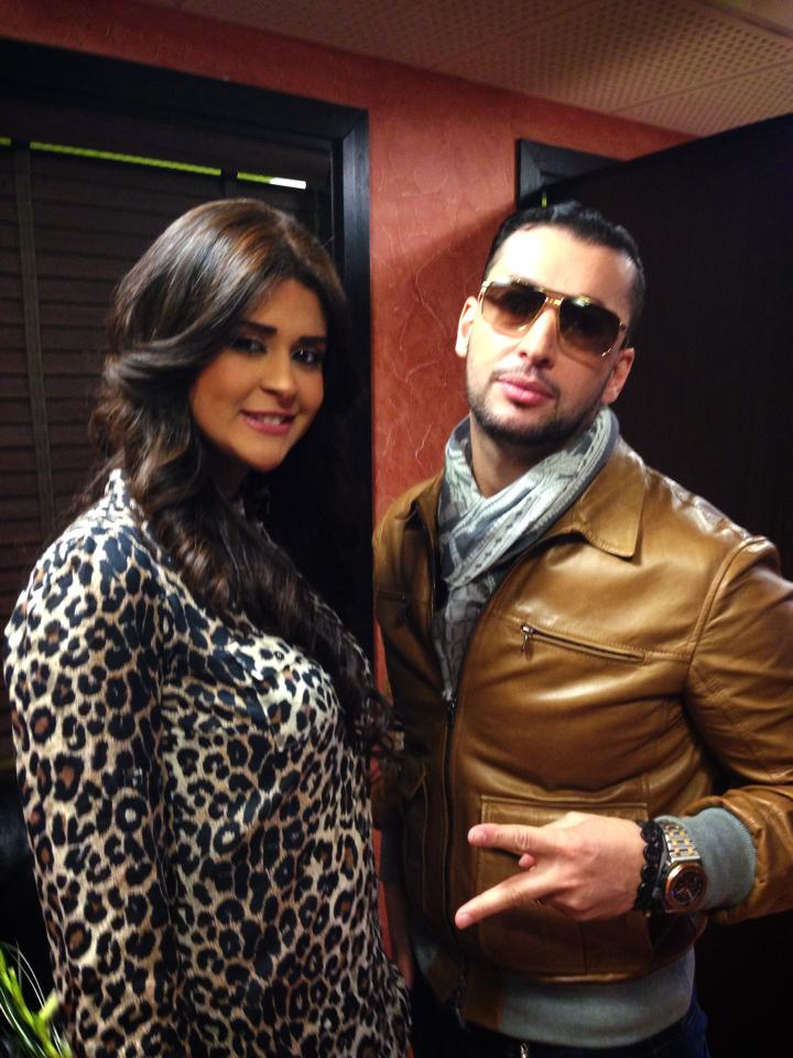 Moroccan Rapper, Two Tone with Moroccan Singer Salma Rachid