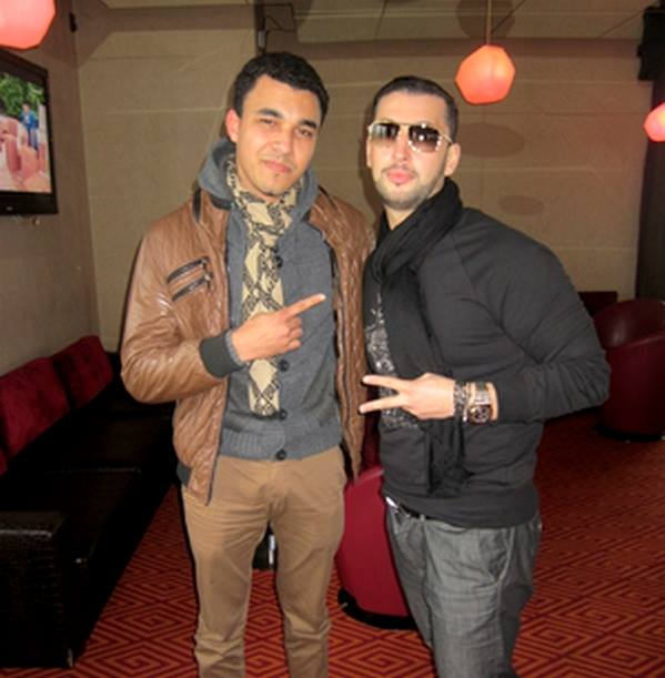 Moroccan Rapper, Two Tone with Morocco World News Correspondent Youssef Sourgo