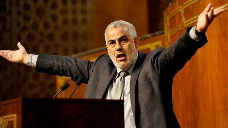 Mr. Abdelilah Benkirane, head of the Moroccan government