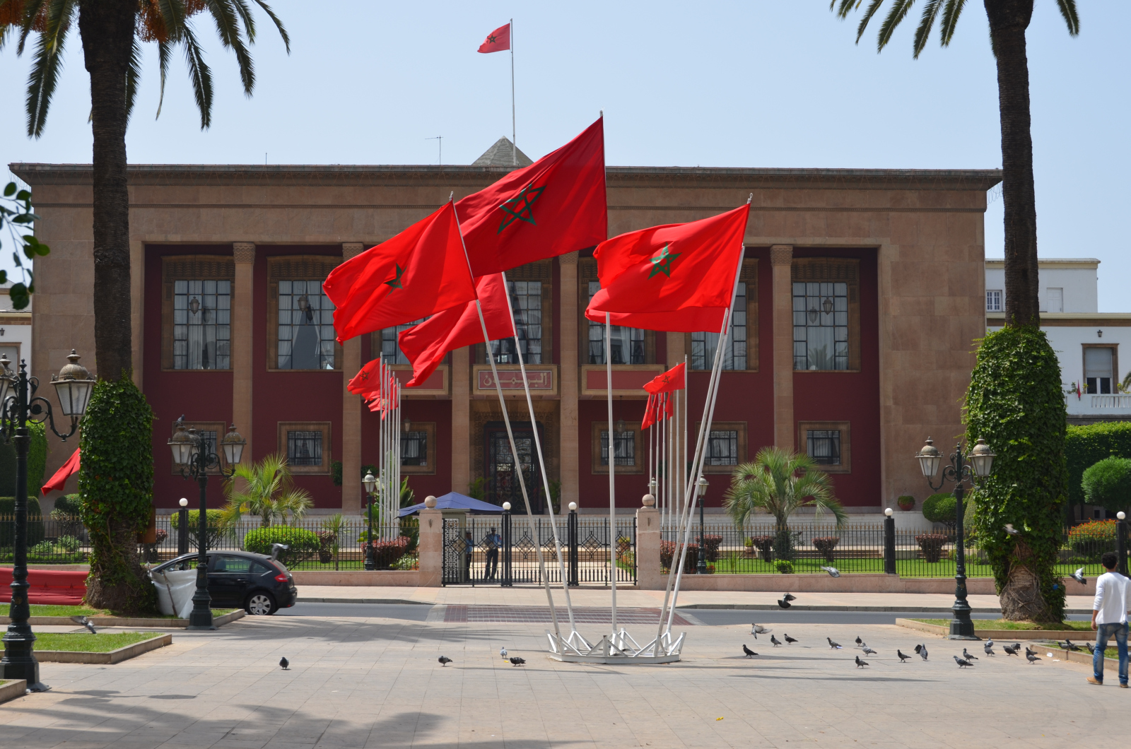 Moroccan dutch agreement on social security a moroccan delegation parliament morocco platinumwayz