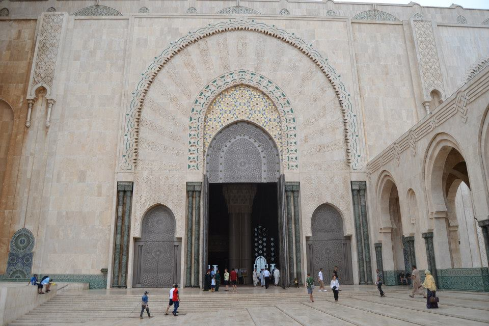 The Grand Mosque of Casablanca, Hassan II Mosque. Photo By Morocco World News