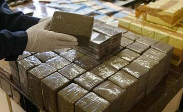 Moroccan Police Arrest Driver Carrying 840 kilograms of Cannabis Resin