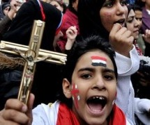 Egypt Christians hope for peace after months of unrest