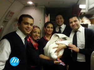 Baby born onboard a Montreal-bound Royal Air Maroc flight