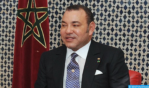 King Mohammed VI Flies To Mali