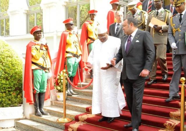 "Malian President Expresses ""Sincere Thanks"" to King Mohammed VI for Training 500 Malian Imams"