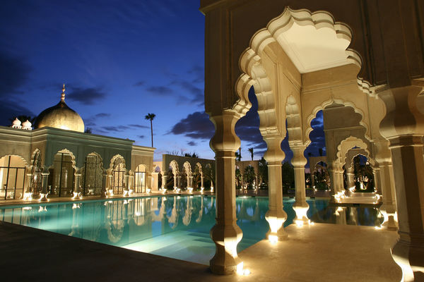 Moroccan Palais Namaskar (Courtesy hotelchatter.com)