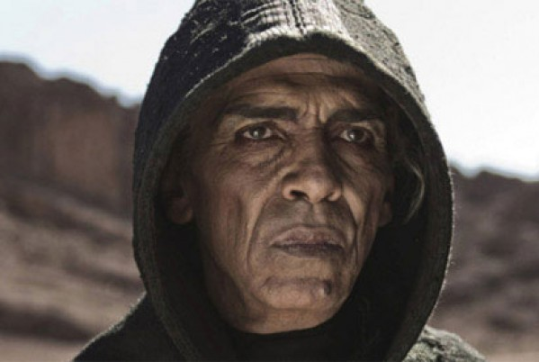 """Moroccan actor Loses Role in """"Son of God"""" Because of Resemblance to Obama"""