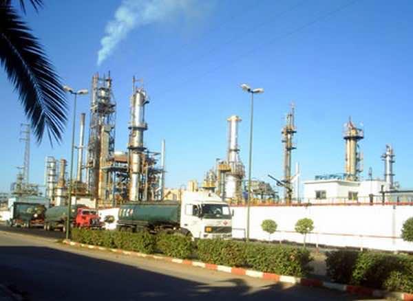 Moroccan oil company (Samir)