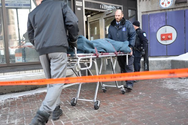 Moroccan woman dies after her scarf was allegedly caught in escalator  (Photo courtesy Journaldemontreal)