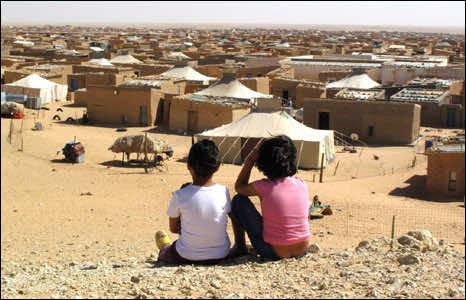 Tindouf camps