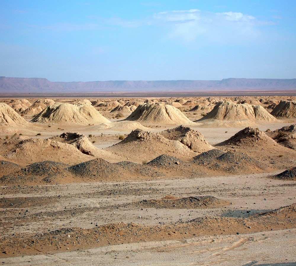 Well of Khettaras, Morocco