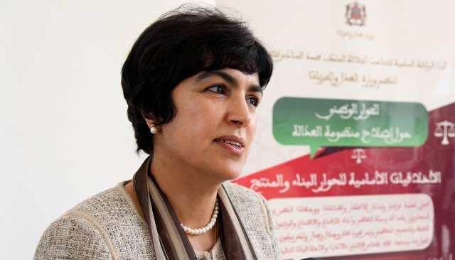 Zineb El Adaoui, Walid of Kenitra