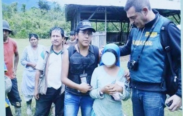9 year-old Moroccan girl, kidnapped for seven months in Bolivia