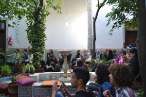 Fez Medina hosts a charity event for Syrians in Riad