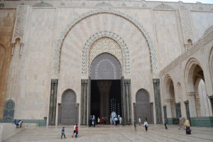Hassan II Grand Mosque in Casablanca. Photo by Morocco World News