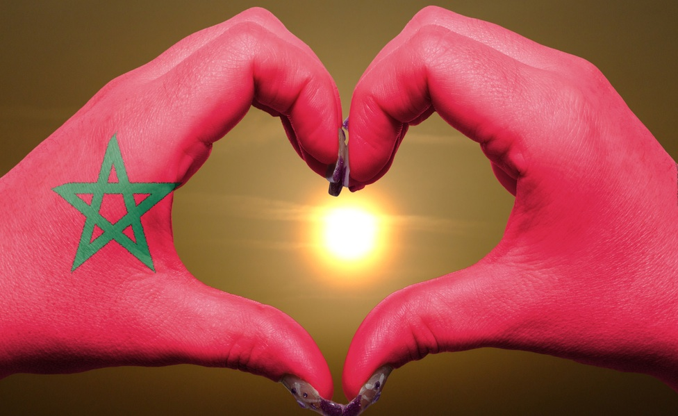 I love Morocco (Photo courtesy, greenprophet.com)