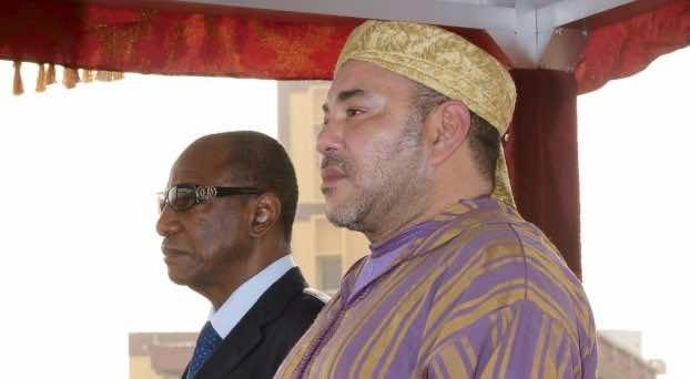 King in Guinea