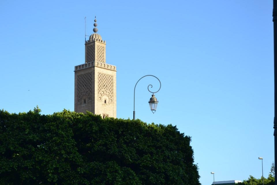 Menara of Mosque Moulay Youssef in Rabat, Photo by Adnane Bennis