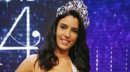 Mor Maman, Miss Israel 2014 of Moroccan origin