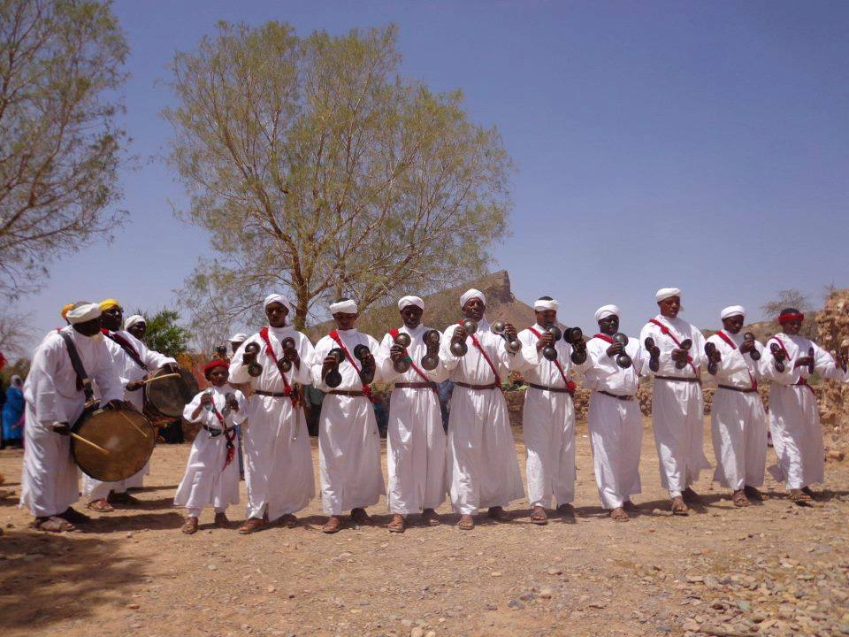Morocco's Goulmima- the Pearl of the Desert (Gnawa Music)