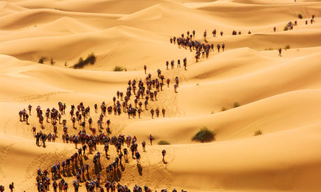 Over a thousand Athletes to Participate in the 29th Marathon des Sables