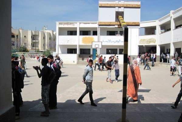 moroccan school