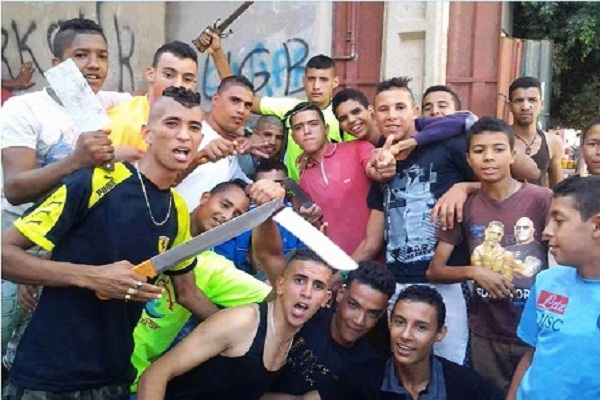Image result for moroccan gangs