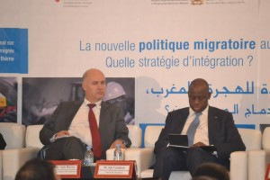the New immigration Policy- What Strategy to integrate Immigrants and Moroccan Minister in Charge of immigration and Moroccans living Abroad