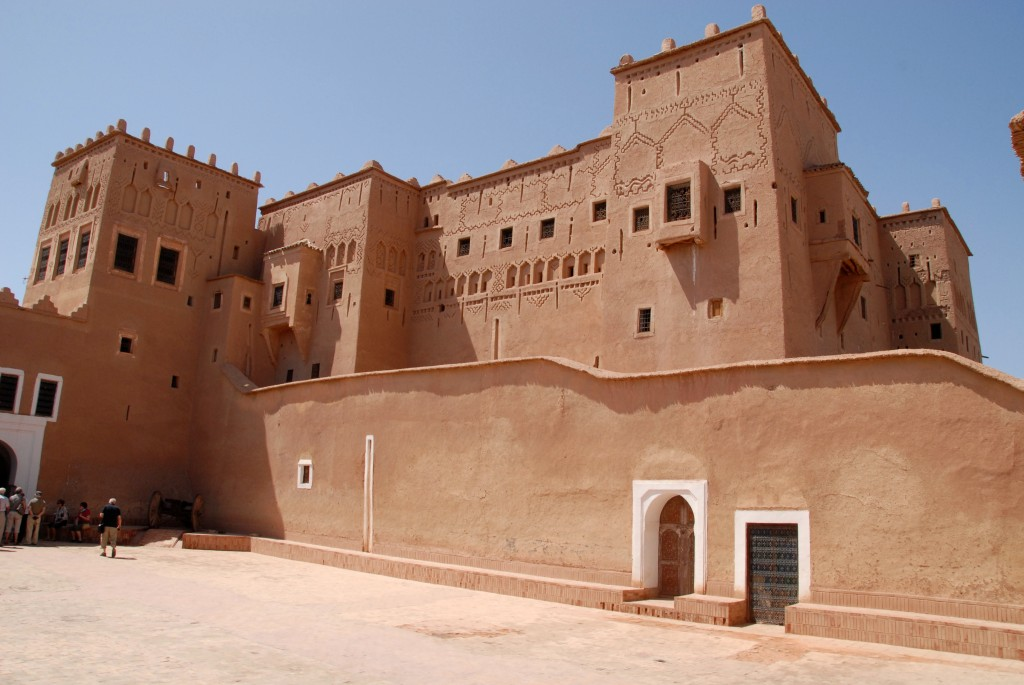 Kasbah Taourirt, Ksar ait Benhdou, Ouarzezate